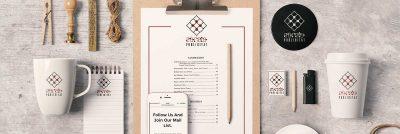 applications de design - manuel d'identité d'entreprise - conception de logo - estudio Tanger Tétouan et agence de publicité