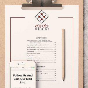 manual identidad corporativa - diseño de logotipo - estudio Alicante y agencia de publicidad