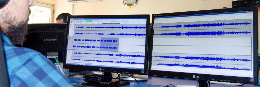 grabación de cuñas de radio - productora audiovisual - agencia de publicidad Alicante