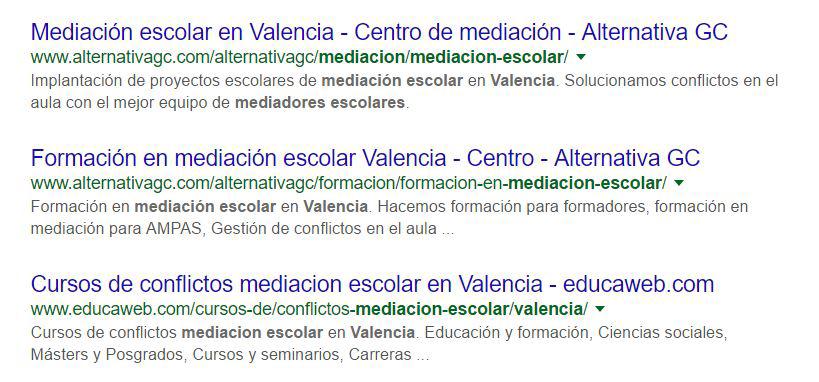 consultoría SEO Valencia - agencia de publicidad Valencia y Alicante