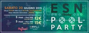 diseño evento erasmus Cerdeña - agencia de publicidad - estudio de diseño gráfico Alicante