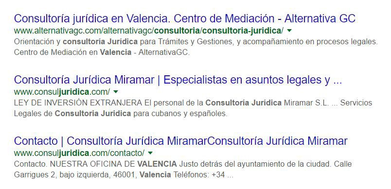 posicionamiento web en valencia - agencia de publicidad Alicante