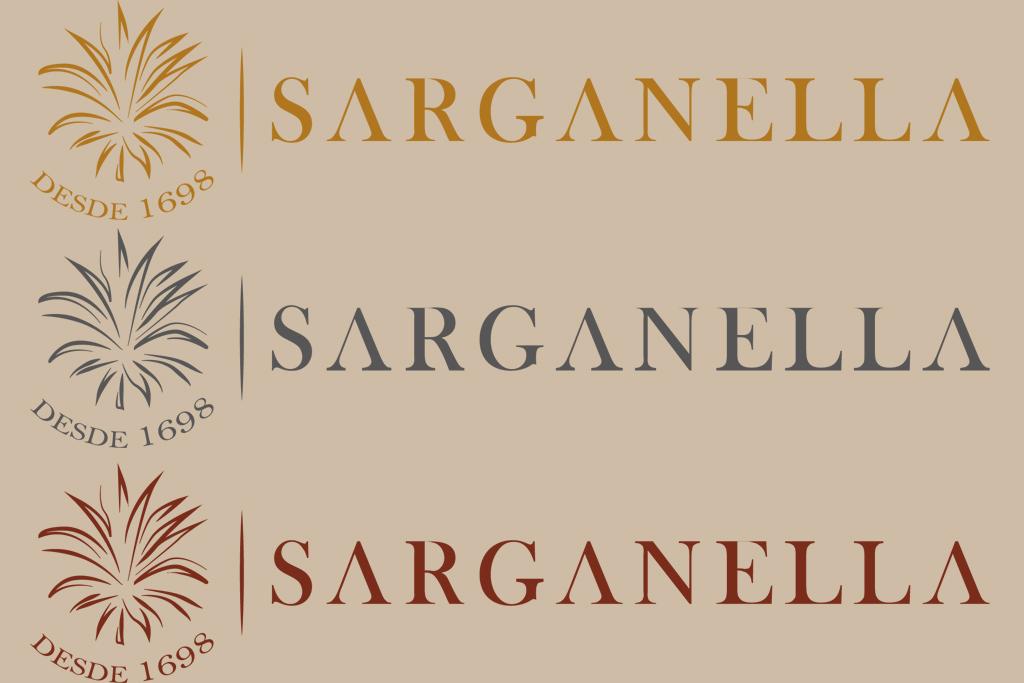 Diseño de logotipo para finca Sarganella Castalla