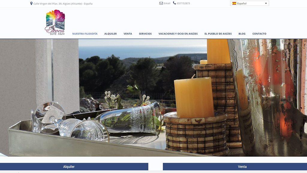 diseño web Alicante - estudio de diseño - agencia de publicidad - comunicación corporativa - productora audiovisual