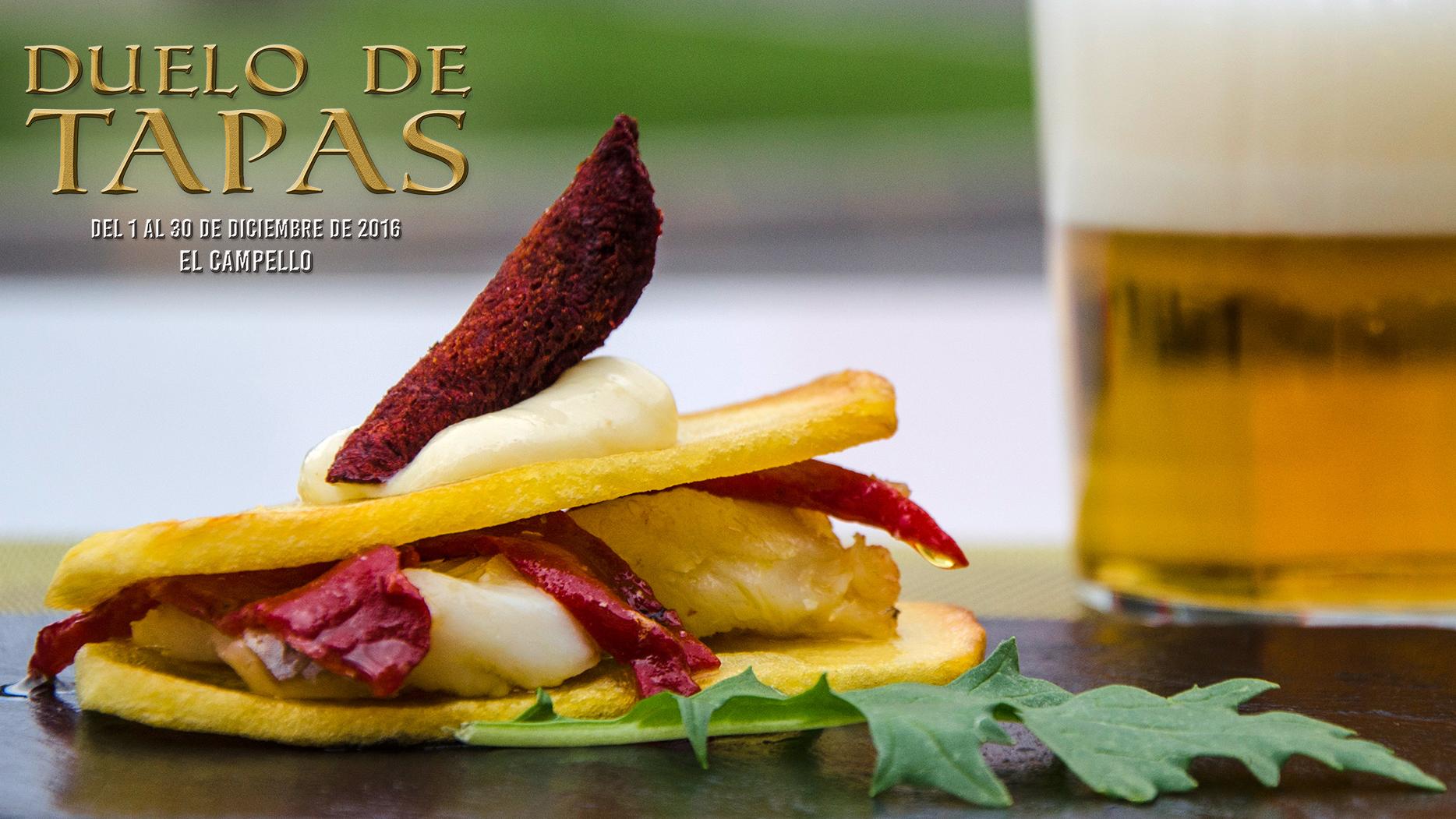 Fotografía de producto en hostelería para la campaña de publicidad en El Campello