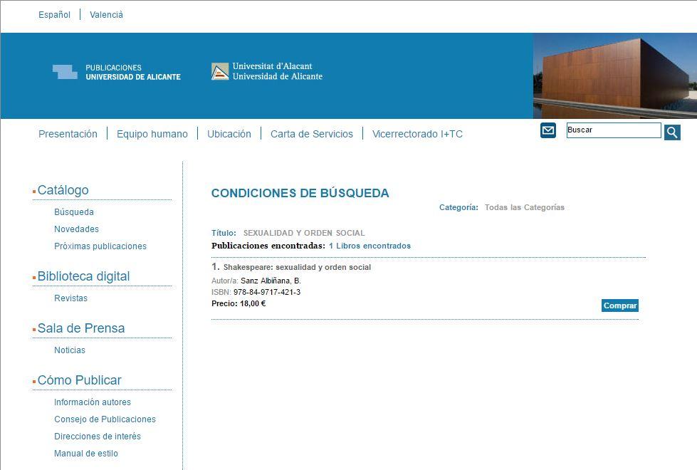 maquetación de libros para instituciones en Alicante