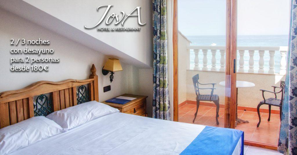 Design de publicité - Photographie corporative Hotel El Campello