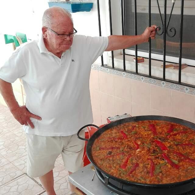 Paella Valencienne Alacant