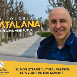 disseny de publicitat per a Facebook - departament filologia catalna UA