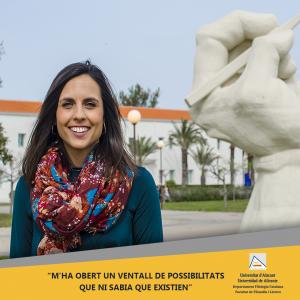 Diseño para instagram - redes sociales - UA universitat d'Alacant - Universidad Alicante