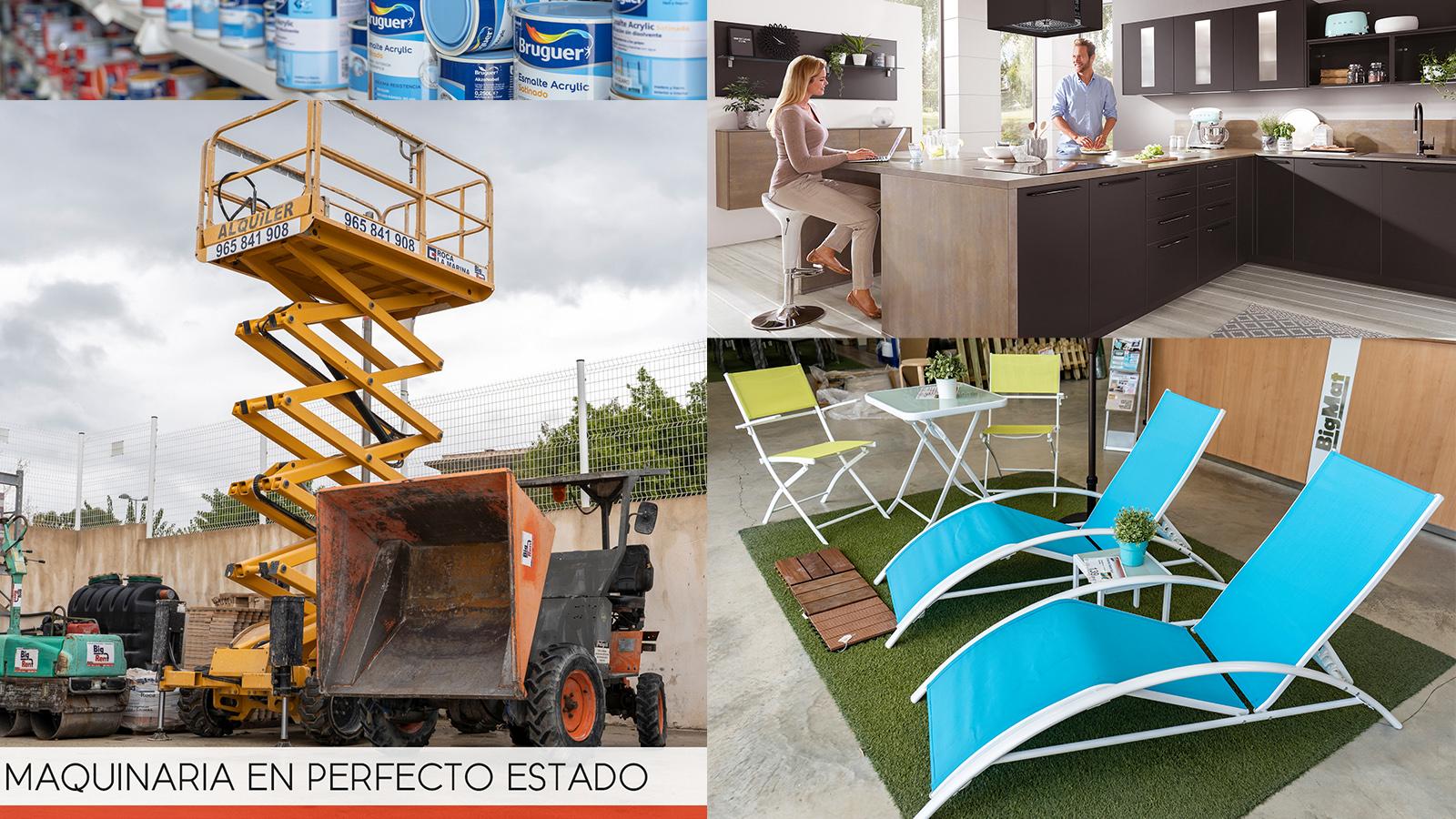 Gestió publicitària en xarxes socials per a magatzems de construcció BigMat