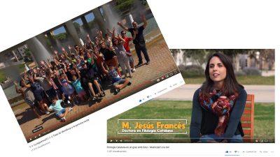2019 producciones audiovisuales promocionadas en youtube - productora Alicante - agencia publicidad