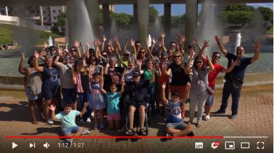 producció d'spot a Alacant de campanya social visibilització persones sordes