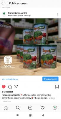 Gestión Instagram Campello