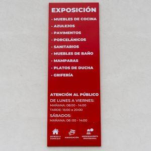Diseño de vinilos en El Campello - Sàrsia Publicitat