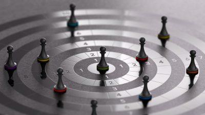 meta y objetivos de la empresa desde el punto de vista de la imagen corporativa