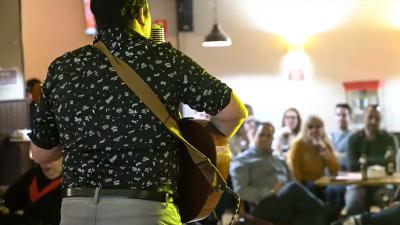Producción de vídeo resumen de eventos musicales - Sàrsia Publicitat