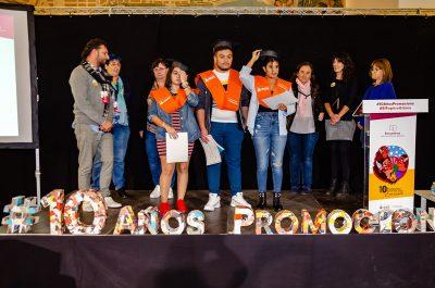 Producción de fotografía y vídeo para organización Secretariado Gitano