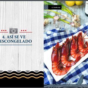 fotografías de producto en Santapola Alicante - fotografía de marisco