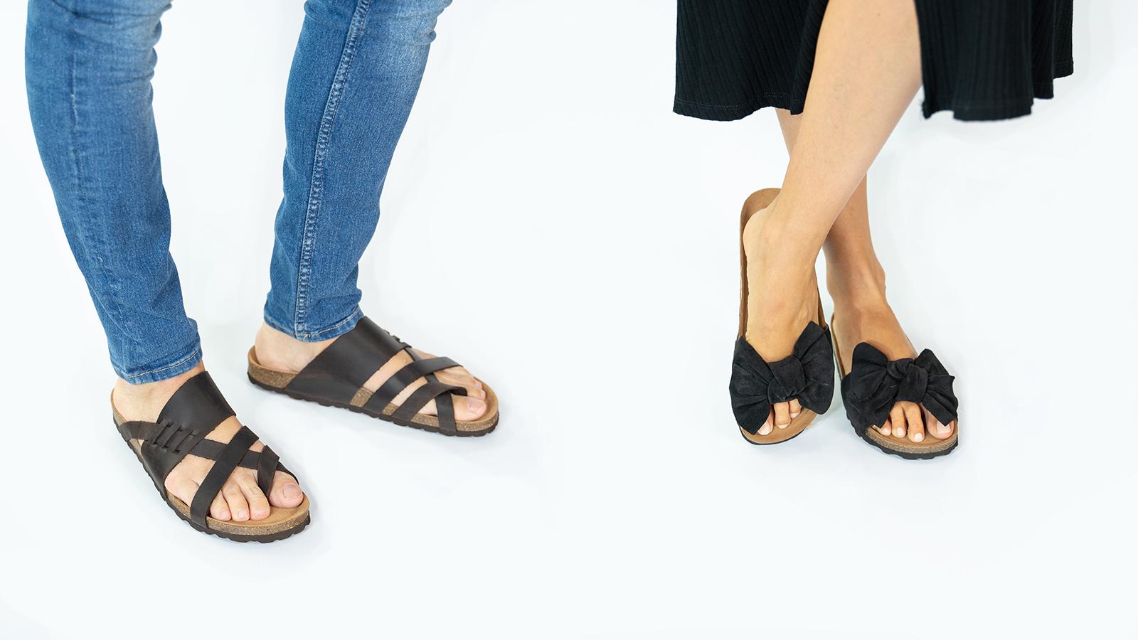 Producción de fotografía de calzado en Alicante para la nueva colección de Autenti Shoes