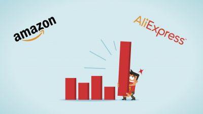 ¿Amazon o AliExpress, dónde vendo? Os contamos nuestra experiencia en ambos marketplaces - Sàrsia Publicitat