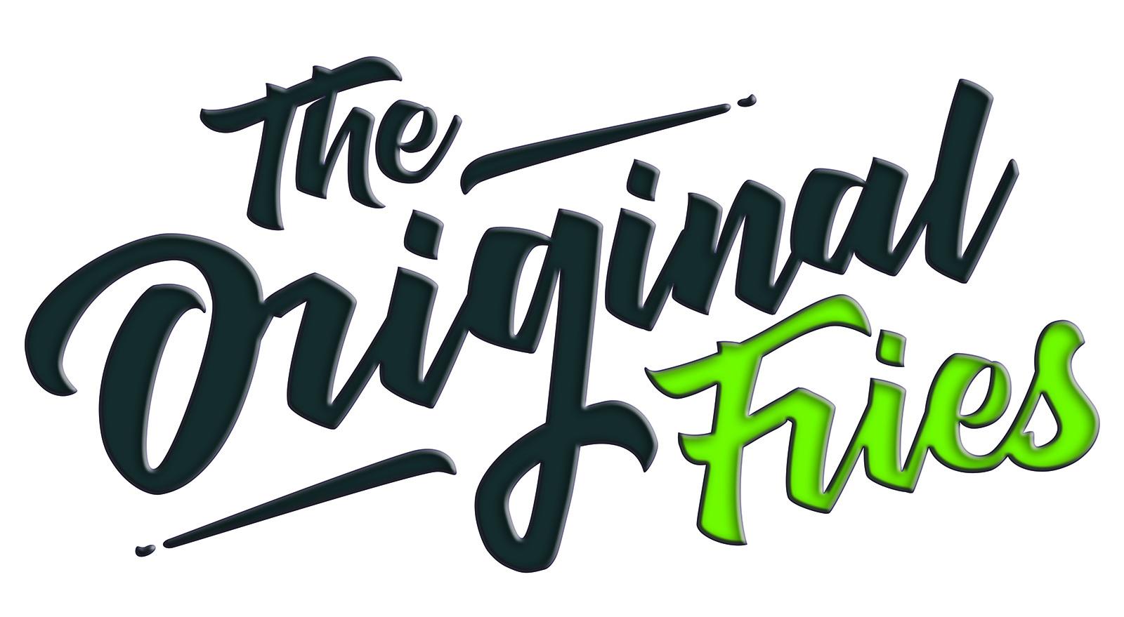 Diseño de marca en Granada para el restaurante de comida rápida The Original Fries
