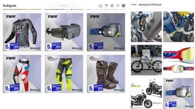 Gestión de redes sociales para concesionario de Motos - Sàrsia Publicitat